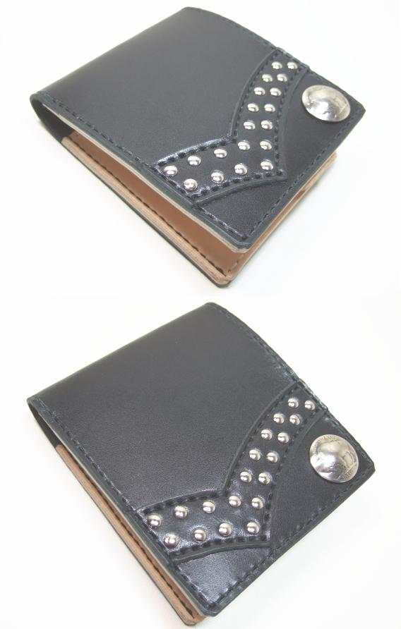 革財布・二つ折り2w-016