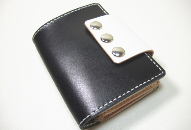 革財布・二つ折り2w-006