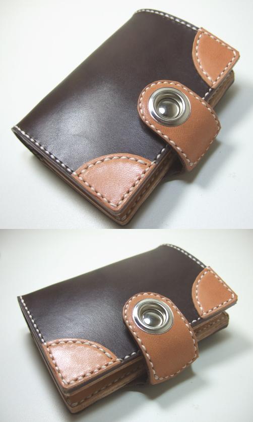 革財布・二つ折りwl-006