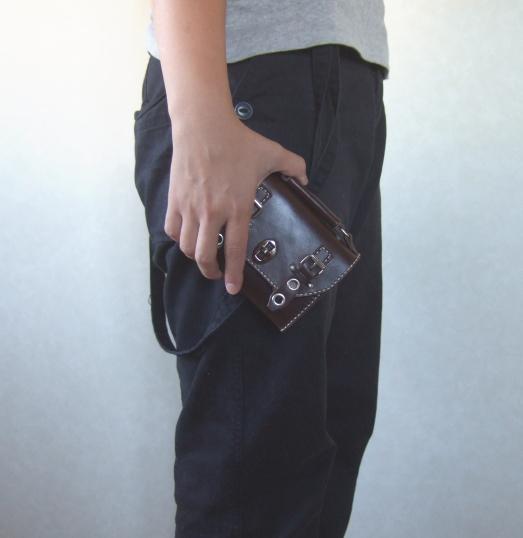 革財布・二つ折り(レディース)wl-002